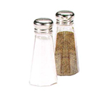 Vollrath 403 3-oz Salt-Pepper Shaker - Stainless Mushroom Cap, Poly
