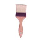 "Vollrath 463 3"" Pastry Brush - Boar Bristle"