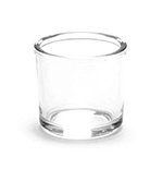 Vollrath 527J 6-oz Condiment Jar Replacement - Glass