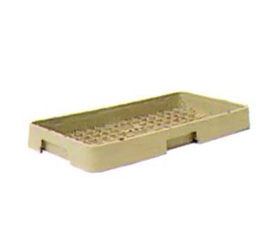 Vollrath HR-1 Dishwasher Rack w/ Handle On All 4-Sides, Stackable, Beige