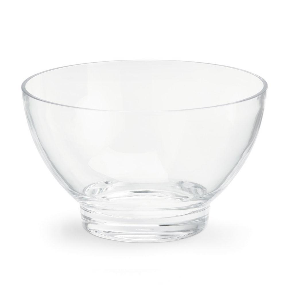 Vollrath V927000 4.23-qt Serving Bowl - Acrylic, Clear