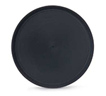 "Vollrath 1474-0901 14"" Round Serving Tray - Reinforced Plastic, Brown/"