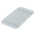 "Vollrath 20248 Wire Grate for Bun Pan - 1/2"" Size, Stainless"