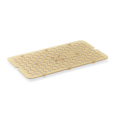 Vollrath 23100 Super Pan - Full Size False Bottom, Amber