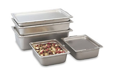 Vollrath 30065 Full-Size Steam Pan Transport, Stainless