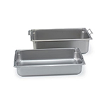 Vollrath 30066 Full-Size Steam Pan, Stainless