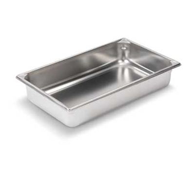 Vollrath 30042 Full-Size Steam Pan, Stainless