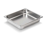 Vollrath 30242 Half-Size Steam Pan, Stainless