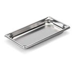 Vollrath 30312 Third-Size Steam Pan, Stainless