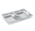 Vollrath 3100220 Full-Size Short Steam Pan - Wild, Stainless
