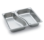 Vollrath 3100320 Third-Size Steam Pan - Wild, Stainless