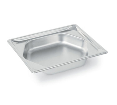 Vollrath 3102220 Half-Size Steam Pan - Hexagon, Stainless