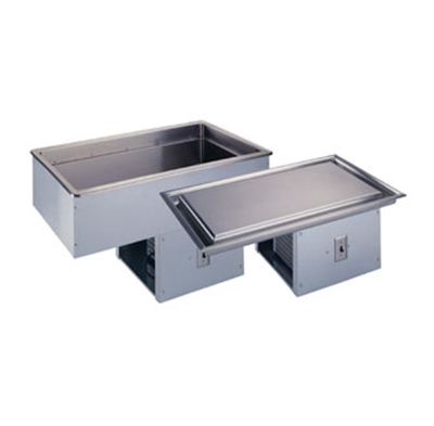 "Vollrath 36420 35.50"" Recessed Frost Top w/ Built In Compressor, 120v"