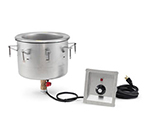 Vollrath 3646210 7-1/4-qt Soup Well Modular Drop-In - Thermostat Control, 120v