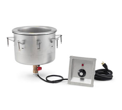 Vollrath 3646510 11-qt Soup Well Modular Drop-In - Thermostat Control, 208-240v