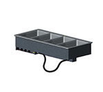 Vollrath 3647460 4-Well Modular Drop-In - Auto-Fill, Infinite Control, Manifold Drain, 625W 240v