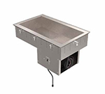 "Vollrath 36490 15"" Drop-In Refrigerator w/ (1) Pan Capacity, Cold Wall Cooled, 120v"