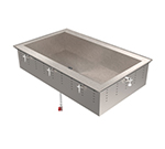 "Vollrath 36491 15"" Drop-In Cold Well w/ (1) Pan Capacity, Ice Cooled, 120v"