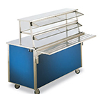 "Vollrath 37321 46"" Double Deck Breath G"