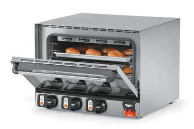 Vollrath 40701 Half-Size Countertop Convection Oven, 230v/1ph