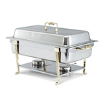 Vollrath 46059 Full-Size Chafer Water Pan - Stainless