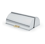 Vollrath 46052 Universal Roll Top Chafer Cover - Stainless
