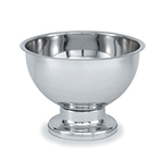 Vollrath 48772 5-Gal Punch Bowl - Silverplated