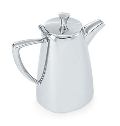 Vollrath 46200 10-oz Coffee Pot - Mirror-Finish Stainless