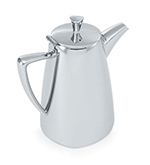 Vollrath 46201 20-oz Coffee Pot - Mirror-Finish Stainless