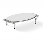 "Vollrath 46251 3"" Stand for Medium Platter"