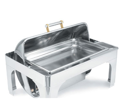 Vollrath 46259 Rectangular Dripless Chafer Water Pan
