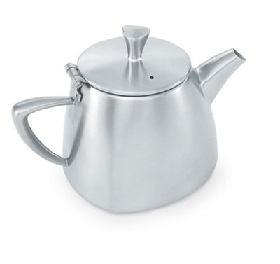 Vollrath 46307 12-oz Tea Pot - Satin-Finish Stainless