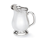 Vollrath 46599 1.9-qt Water Pitcher - Bell-Shaped, Mirror-Finish Stainless
