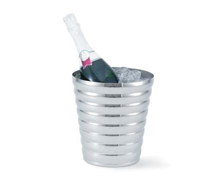 Vollrath 46609 2.1-qt Wine/Champagne Bucket - Mirror-Finish Stainless