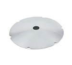 "Vollrath 46614 False Bottom for 3.4-qt Beehive Bowl - 6"" Diameter, Stainless"
