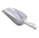 Vollrath 46891 12-oz Scoop - Cast Aluminum