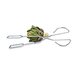 "Vollrath 47117 15"" Scissor Tong - Chrome"