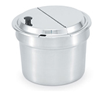 Vollrath 47490 Hinged Inset Cover - Stainless