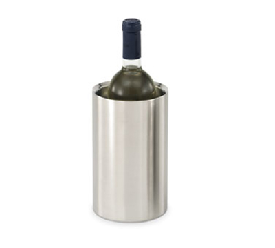 Vollrath 47605 Insulated Wine Chiller - Satin-Finish Stainless