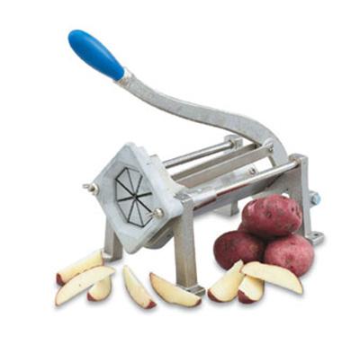 Vollrath 47703 8-Cut Wedge-Cut Potato Cutter - Nickel-Plated Cast Iron