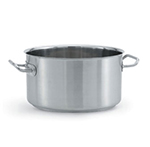 Vollrath 47730 7-qt Sauce Pot - Induction Compatible, 18/8 Stainless