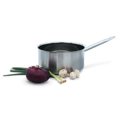 Vollrath 47740 2.25-qt Sauce Pot - Induction Compatible, 18/8 Stainless