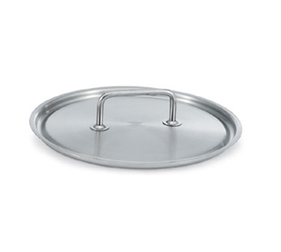 "Vollrath 47771 7.9"" Saucepan Cover for Intrigue Cookware, 18/8 Stainless"