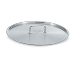 "Vollrath 47779 18.1"" Saucepan Cover for Intrigue Cookware - 18/8 Stainless"