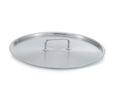 "Vollrath 47778 15.7"" Saucepan Cover for Intrigue Cookware - 18/8 Stainless"
