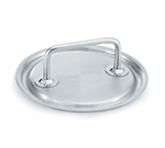 "Vollrath 47780 6.31"" Saucepan Cover for 47790 - 18/8 Stainless"