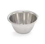 Vollrath 47914 40-oz Ice Bowl - Gadroon Top, Mirror-Finish Stainless