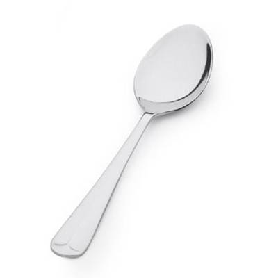 Vollrath 48100 Queen Anne Teaspoon - Stainless