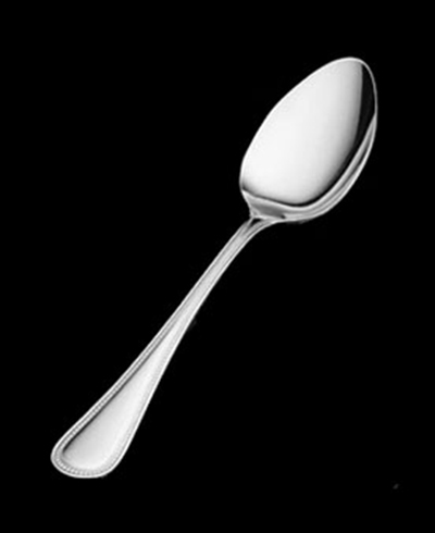 Vollrath 48223 Brocade Dessert Spoon - Stainless