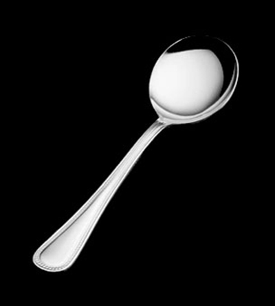 Vollrath 48225 Brocade Bouillon Spoon - Stainless